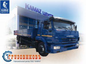 Бортовой КАМАЗ 65117-6010