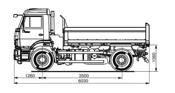 KAMAZ-43255-69 (G5)