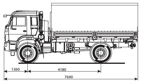 KAMAZ-43502-66 (D5)