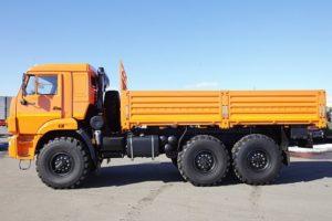 KAMAZ-5350-66 (D5)