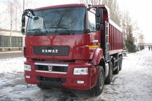 KAMAZ-65201-001-49 (B5) «ЛЮКС»