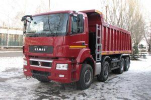 KAMAZ-65201-21010-53 «ЛЮКС»