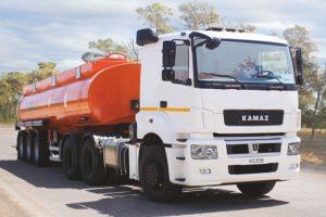 KAMAZ-65206-68 (T5)
