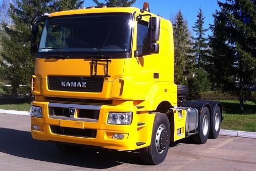 KAMAZ-65206-87 (S5)