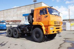 KAMAZ-65221-53