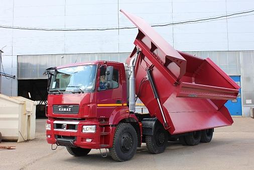 KAMAZ-65801-68 (T5)