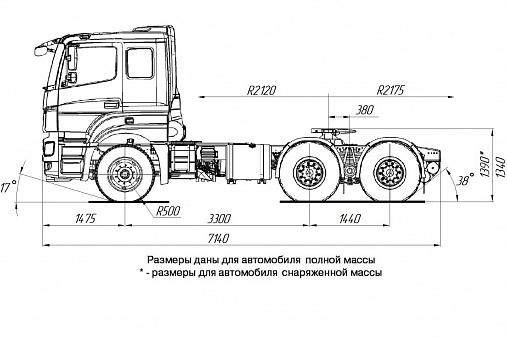KAMAZ-65806-68 (T5)