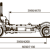 ШАССИ KAMAZ-53605-48 (A5)